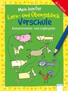 Friederike Barnhusen: Konzentrations- und Logikspiele, Buch