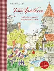 Andreas H. Schmachtl: Tilda Apfelkern. Das Zauberpicknick im verwunschenen Garten, Buch