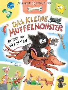 Julia Boehme: Das kleine Muffelmonster (2). Besuch auf vier Pfoten, Buch