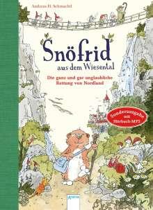 Andreas H. Schmachtl: Snöfrid aus dem Wiesental (1). Die ganz und gar unglaubliche Rettung von Nordland, Buch