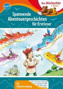 Frauke Nahrgang: Spannende Abenteuergeschichten für Erstleser, Buch