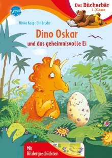 Ulrike Kaup: Dino Oskar und das geheimnisvolle Ei, Buch