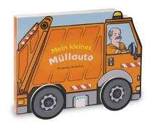 Judith Bär: Mein kleines Müllauto, Buch