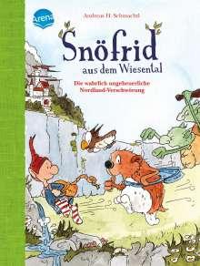 Andreas H. Schmachtl: Snöfrid aus dem Wiesental (4). Die wahrlich ungeheuerliche Nordland-Verschwörung, Buch