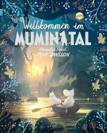 Amanda Li: Die Mumins. Willkommen im Mumintal, Buch