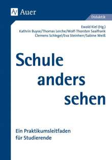Kathrin Buyse: Schule anders sehen, Buch