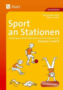 Mareile Niermeyer: Sport an Stationen, Buch