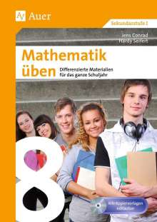 Jens Conrad: Mathematik üben Klasse 8, Buch