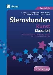 Hannah Fischer: Sternstunden Kunst - Klasse 3+4, Buch