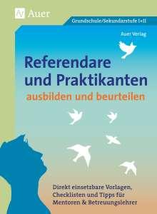 Auer Verlag: Referendare & Praktikanten ausbilden & beurteilen, Buch