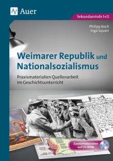 Philipp Koch: Weimarer Republik und Nationalsozialismus, Diverse