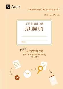 Christoph Maitzen: Step by step zur erfolgreichen Evaluation, Buch