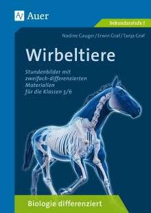 Nadine Gauger: Wirbeltiere, Buch