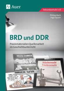 Philipp Koch: BRD und DDR, Buch