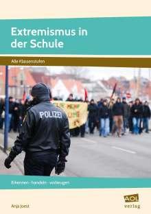 Anja Joest: Extremismus in der Schule, Buch
