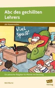 Bob Blume: Abc des gechillten Lehrers, Buch