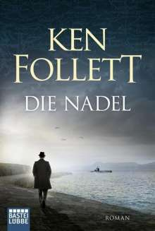 Ken Follett: Die Nadel, Buch
