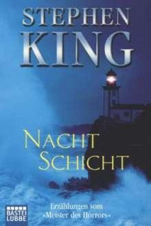 Stephen King: Nachtschicht, Buch