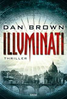 Dan Brown: Illuminati, Buch