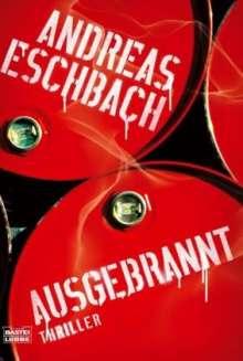 Andreas Eschbach: Ausgebrannt, Buch
