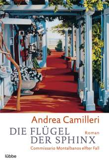 Andrea Camilleri (1925-2019): Die Flügel der Sphinx, Buch