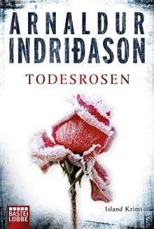 Arnaldur Indridason: Todesrosen, Buch
