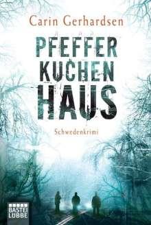 Carin Gerhardsen: Pfefferkuchenhaus, Buch