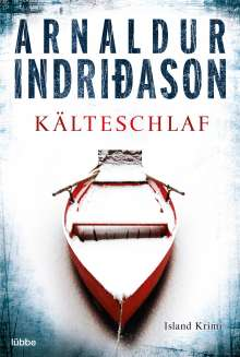 Arnaldur Indriðason: Kälteschlaf, Buch