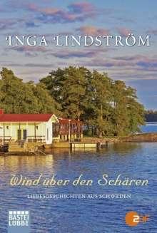 Inga Lindström: Wind über den Schären, Buch