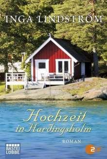 Inga Lindström: Hochzeit in Hardingsholm, Buch