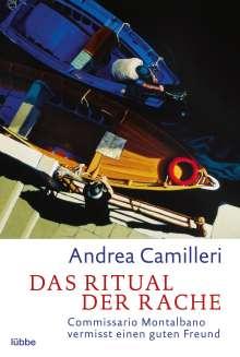 Andrea Camilleri (geb. 1925): Das Ritual der Rache, Buch