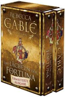 Rebecca Gablé: Das Lächeln der Fortuna - Erweiterte Ausgabe, Buch