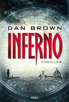 Dan Brown: Inferno, Buch