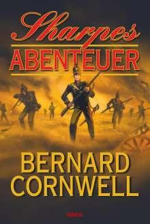 Bernard Cornwell: Sharpes Abenteuer, Buch