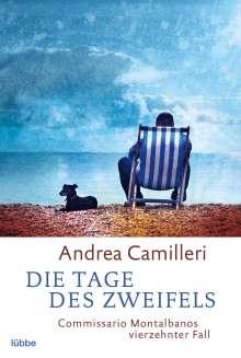 Andrea Camilleri (1925-2019): Die Tage des Zweifels, Buch