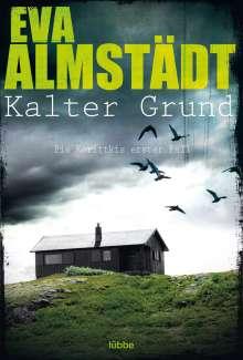 Eva Almstädt: Kalter Grund, Buch