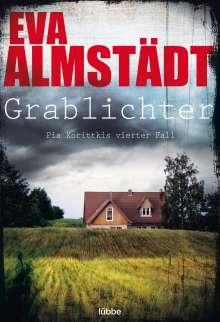 Eva Almstädt: Grablichter, Buch