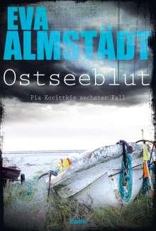 Eva Almstädt: Ostseeblut, Buch