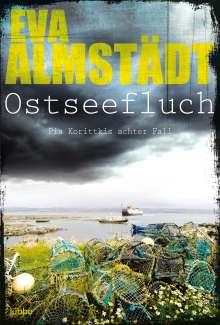 Eva Almstädt: Ostseefluch, Buch