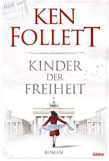 Ken Follett: Kinder der Freiheit, Buch