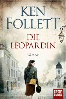 Ken Follett: Die Leopardin, Buch