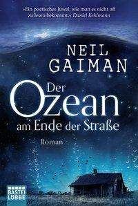 Neil Gaiman: Der Ozean am Ende der Straße, Buch
