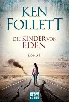 Ken Follett: Die Kinder von Eden, Buch