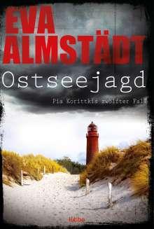 Eva Almstädt: Ostseejagd, Buch