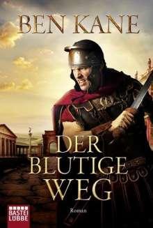 Ben Kane: Der blutige Weg, Buch