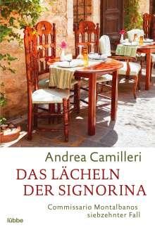 Andrea Camilleri (1925-2019): Das Lächeln der Signorina, Buch