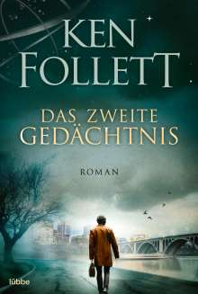 Ken Follett: Das zweite Gedächtnis, Buch