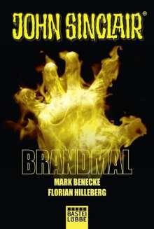 Mark Benecke: Brandmal, Buch