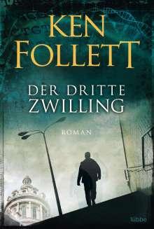 Ken Follett: Der dritte Zwilling, Buch