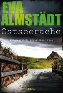 Eva Almstädt: Ostseerache, Buch